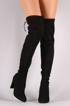 e411a31c754 Find more Christian Siriano Ziya Over-the-knee Boot Black for sale at up to  90% off