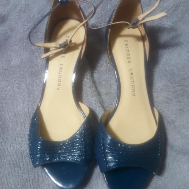 c17d0082a5 Best Chinese Laundry Teal Kitten Heels Size 6.5 for sale in Oshawa, Ontario  for 2019