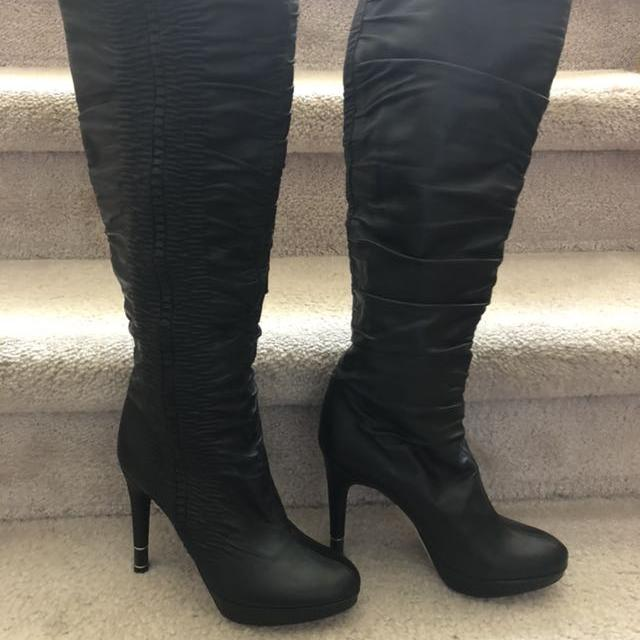 09d03ad2f7 Find more Christian Dior High Heel Boots for sale at up to 90% off