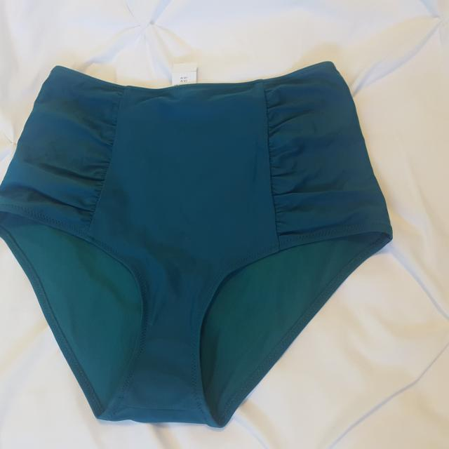c1ea72a326352 Find more Nwt Aerie High Waist Swim Bottoms for sale at up to 90% off