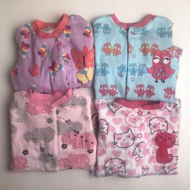 553ff1b66319 Best 4 - Euc Pekkle Sleepers   Pajamas - 3 Month for sale in ...