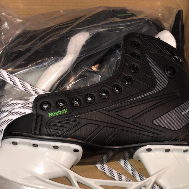 Find more Brand New Ribcor Xt Reebok Ice Skates - Size 6 D (usa Ice ... 42f655e4b