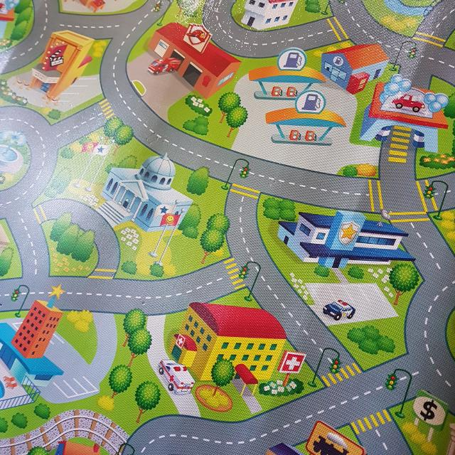 Find More Large Toy Car Floor Mat And Bag Of Cars For Sale At Up To