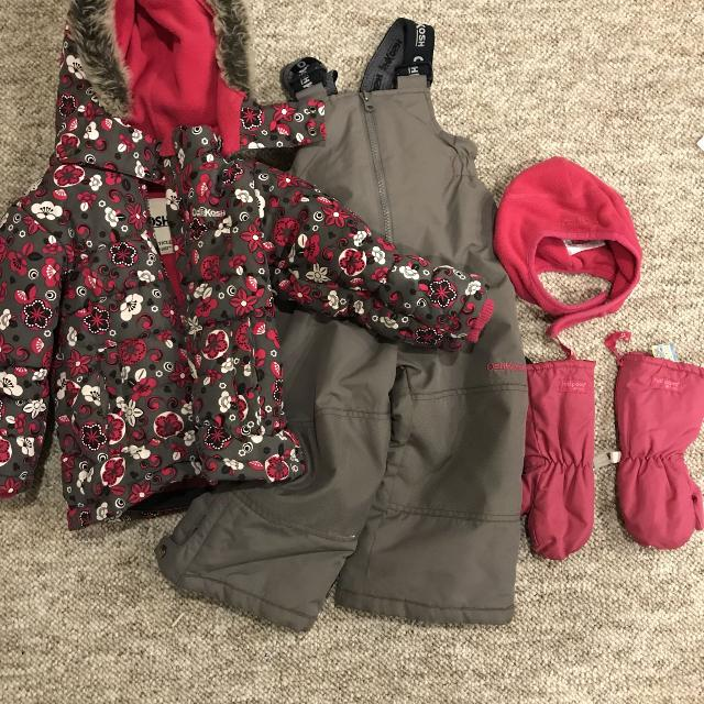 Find more Oshkosh Snowsuit for sale at up to 90% off - Oshawa 9d1e9fd9a8c3