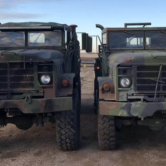 5 Ton Military Truck For Sale