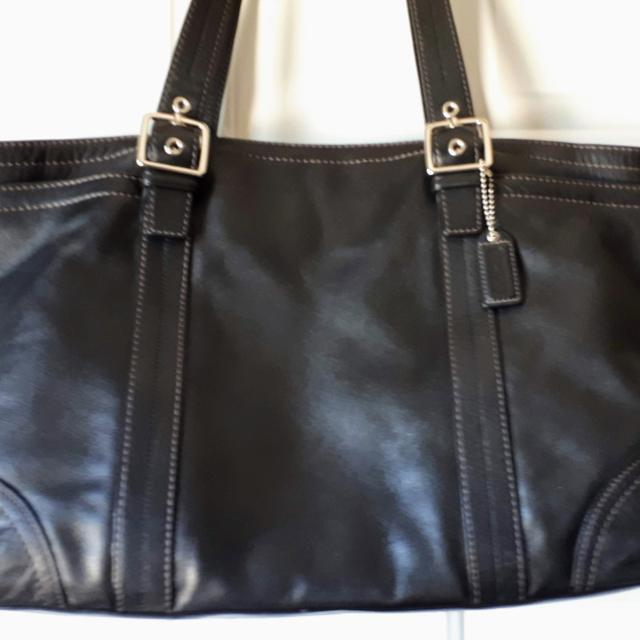 9dabeefa4c5a Find more Coach Authentic Leather Satchel bag for sale at up to 90% off