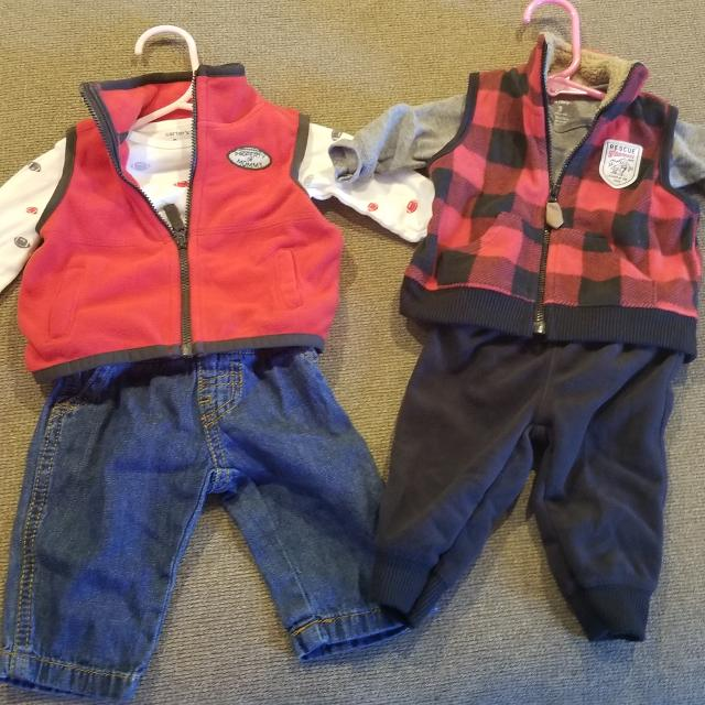 d1d8203f2 Find more Size 3 Months Outfits Carters Brand for sale at up to 90 ...