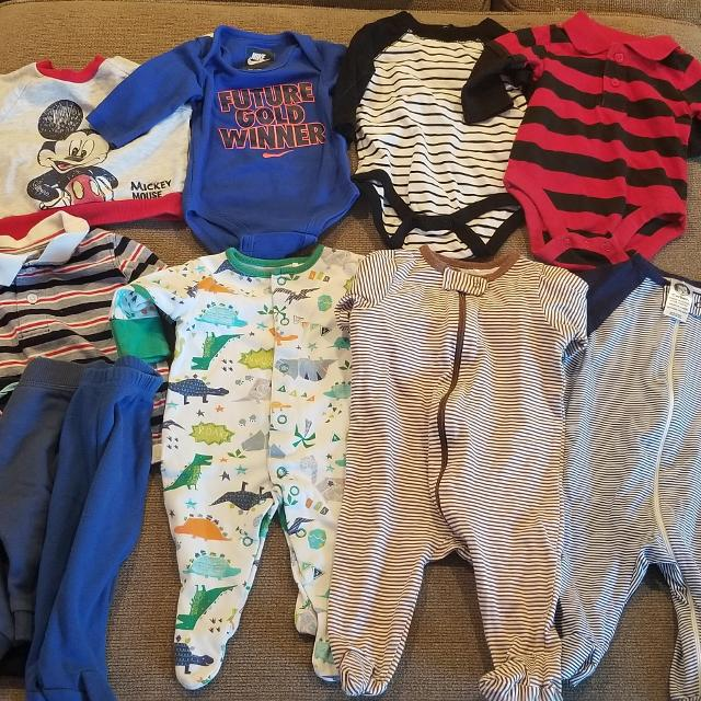 08e49c021bf4 Best Lot Of Baby Boy Clothes Size 0-3 Months for sale in Jefferson City,  Missouri for 2019