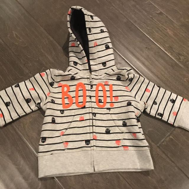 6f270a4c8 Best Baby Gap Jacket Halloween Boo! 6-12 Months New Nwot for sale in ...
