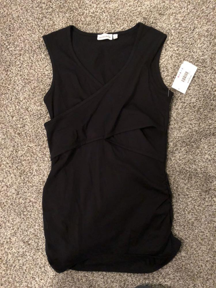 50e8e47d055b80 Find more Nwt Momzelle Nursing Tank for sale at up to 90% off ...