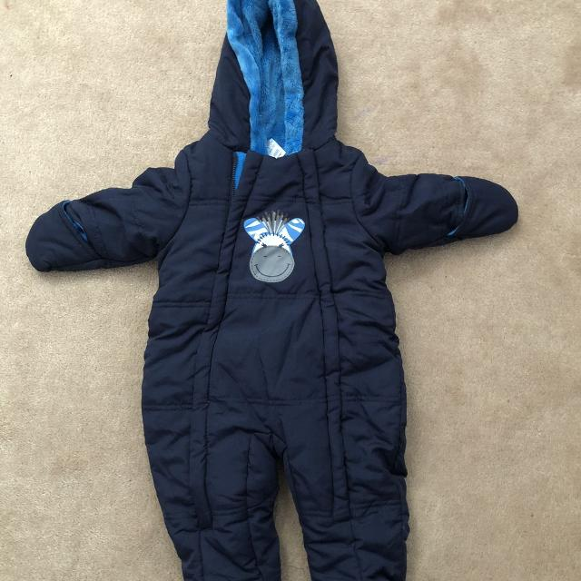 c710bd7560a2 Best Baby Snow Suit - Size 3-6 Months for sale in Barrie