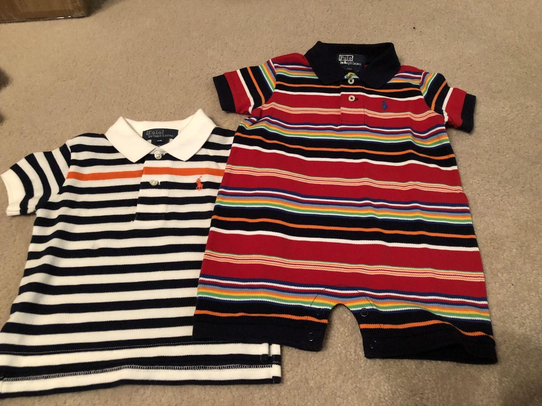f88ba266 Baby Boy Ralph Lauren Polo Shirt - Nils Stucki Kieferorthopäde