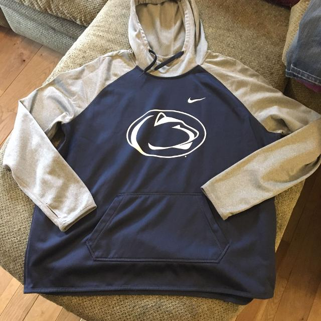 3672332dc Find more Nike Therma Fit Penn State Hoodie Size Extra Extra Large ...