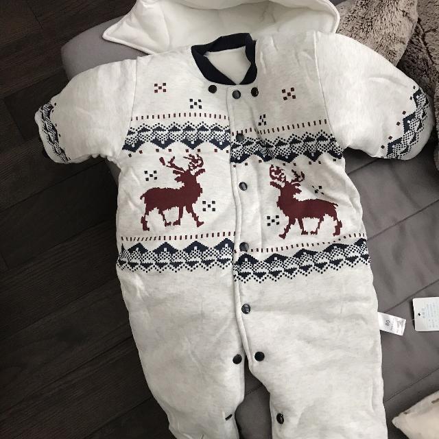 daec1e3eb26ce Best Winter Suit Unique Design With Removable Hood 12-18 Months  20 for  sale in Scarborough