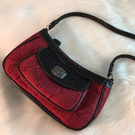 8cf1c215a24f New with tag - Coldwater Creek Jaquard Purse