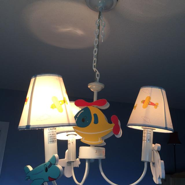 Best Airplane Helicopter Light Fixture And 2 Plane Wall Hangings For In Nanaimo British Columbia 2019