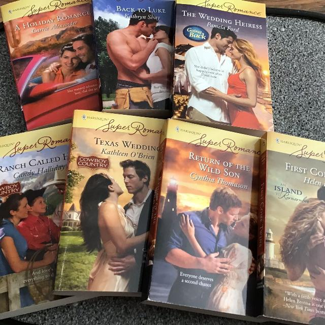 Find More Romance Book Lot For Sale At Up To 90 Off