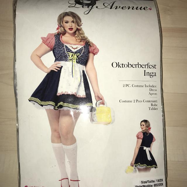 2d5007be25e9 Find more October Fest Halloween Costume for sale at up to 90% off