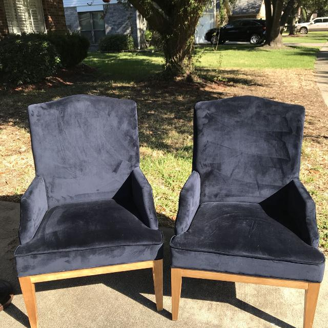 Find More Beautiful Midnight Blue Velvet Chairs For Sale At Up To 90