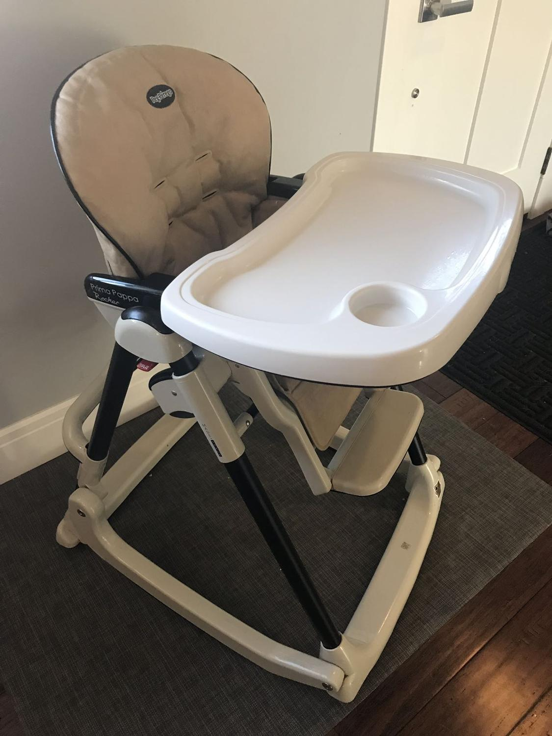 Find More Peg Perego Prima Pappa Rocker High Chair For