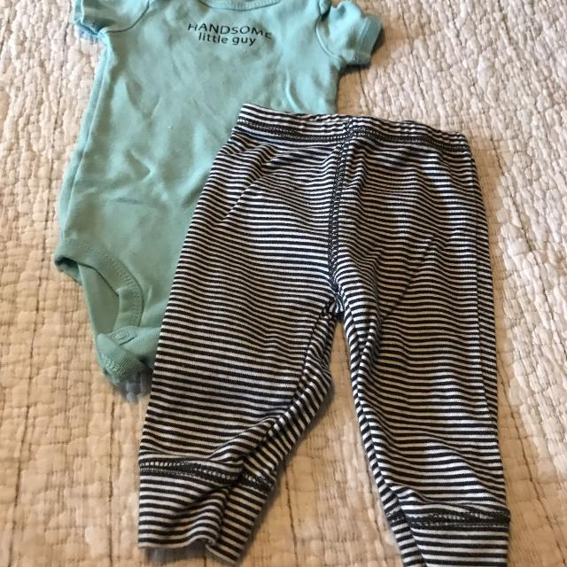 88caa85c4 Best Carters Toddler Boys Size 3 Months Outfit Pjs