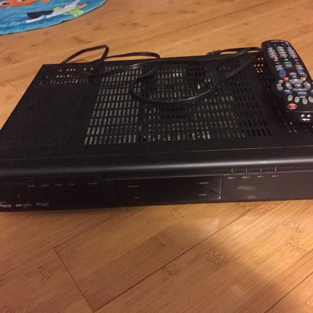 Pace HD DVR for Shaw