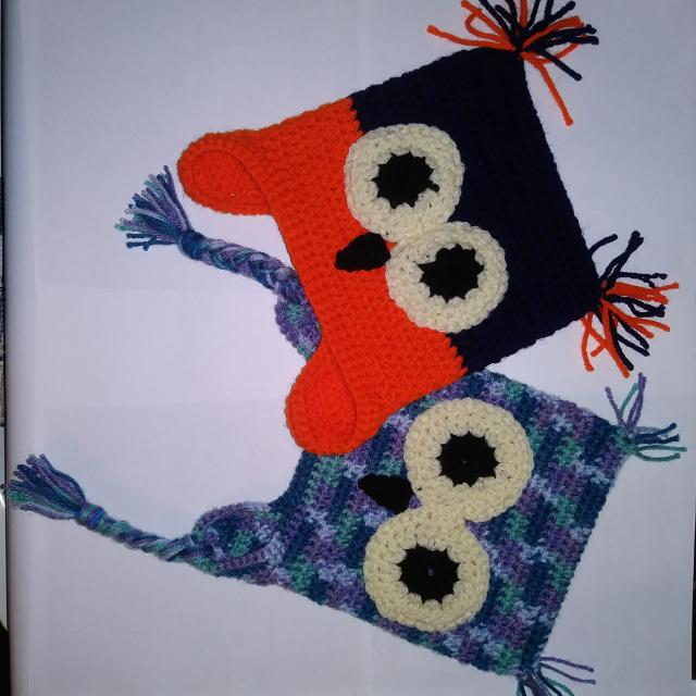 Best Handmade Crochet Baby Owl Hats For Sale In Oshawa Ontario For 2019