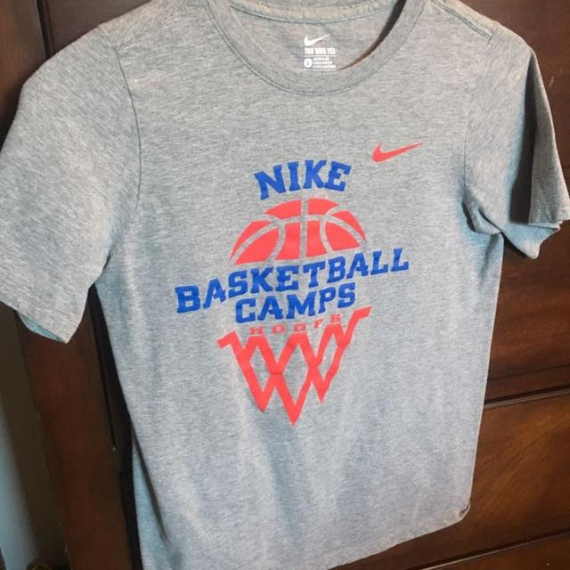 c8cb629c0db4 Best Boys Large Nike Basketball Camp Tee for sale in Jefferson City,  Missouri for 2019