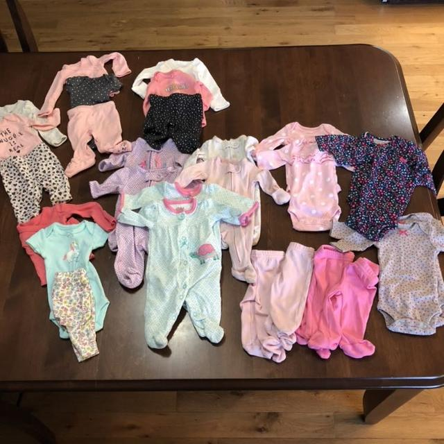 e0616b5ee Find more Preemie Girl Clothing for sale at up to 90% off