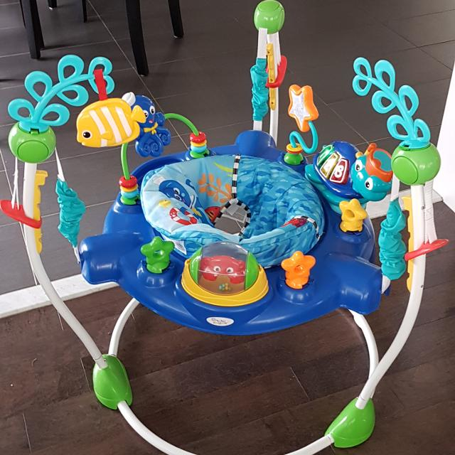 4551c6d33f78 Find more Baby Einstein Neptune s Ocean Discovery Jumper for sale at ...