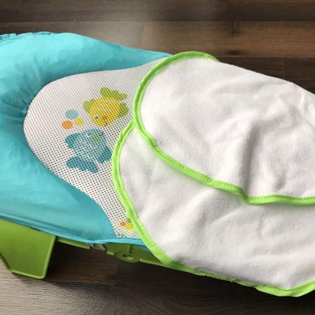 b13a5434c51 Best Summer Infant Bath Sling With Warming Wings for sale in Clarington