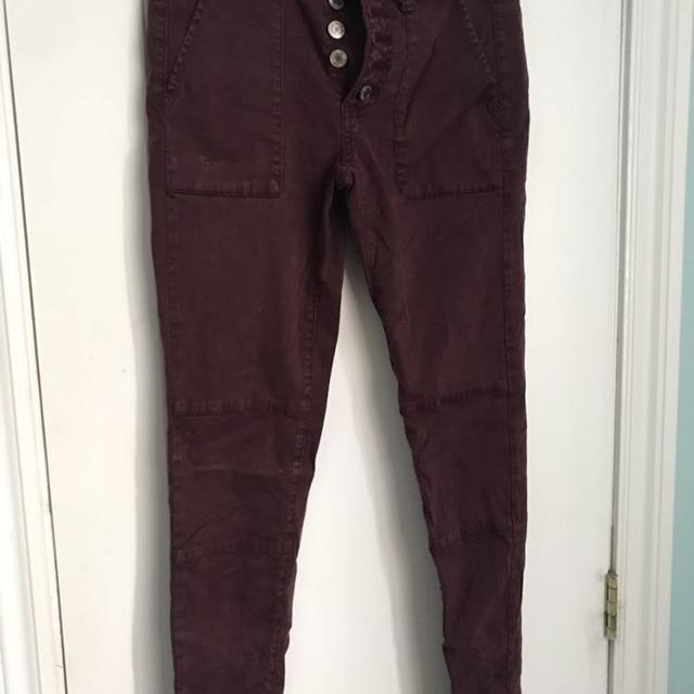 55c2f88ae5432 Best Burgundy American Eagle Pants for sale in Dollard-Des Ormeaux, Quebec  for 2019