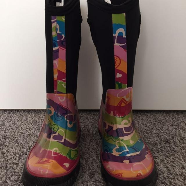 Best Girls Rain Boots Size 12 for sale in Kitchener 93c929be7553