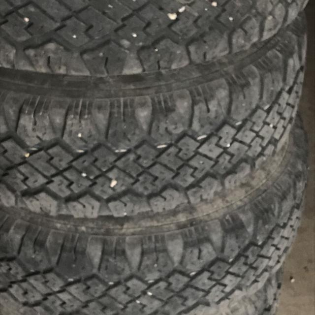 Winter Tires For Sale >> Best Winter Tires With 5 Bolt Rims For Sale 235 75r 15 For Sale In