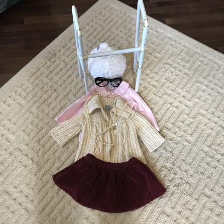 Little old lady Halloween costume for sale  Canada