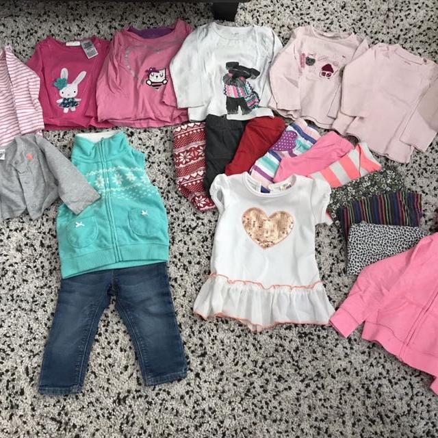 3c4b57f55 Find more 12-18 Month Baby Girl Lot for sale at up to 90% off
