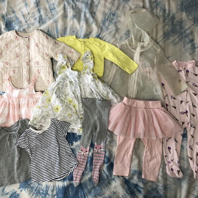 16815b3e6ba4 Best 12-18 Months Toddler Girl Clothing Lot (babygap, Old Navy, All In Euc)  for sale in Duncan, British Columbia for 2019