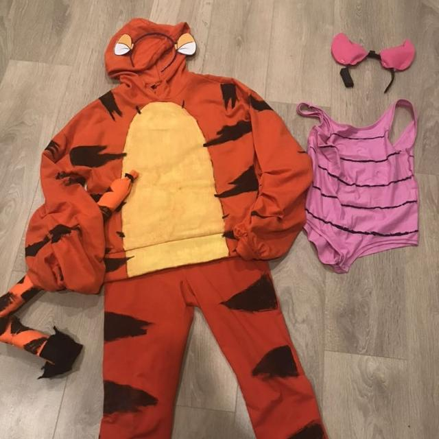 b5c3f5ac6096 Best Tigger And Pooh Costumes for sale in Victoria