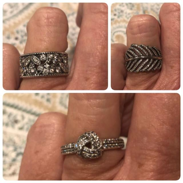 c9b01f395 Best Pandora Rings Size 6 for sale in Mobile, Alabama for 2019