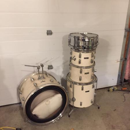 Used, Complete Maxwin drum kit. for sale  Canada