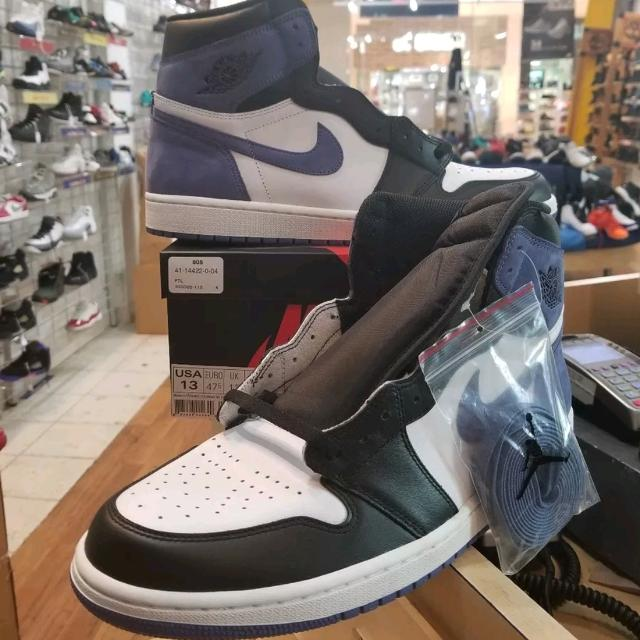 01d5b6e3d704f4 Best Brand New Jordan 1 Blue Moon Size 13 for sale in Silver Spring ...