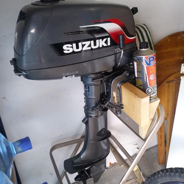 outboard suzuki 4hp