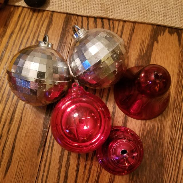 Best Vintage Plastic Christmas Ornaments For Sale In Airdrie