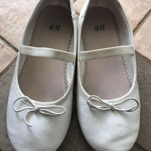 2818c2cdf83 Best H m Ballet Flats- Cream Size 12 for sale in Victoria