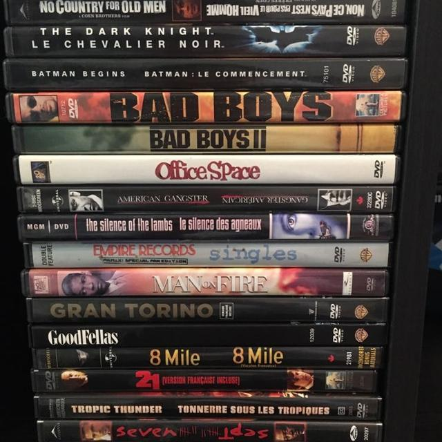 Find more Free! 19 Dvds for sale at up to 90% off