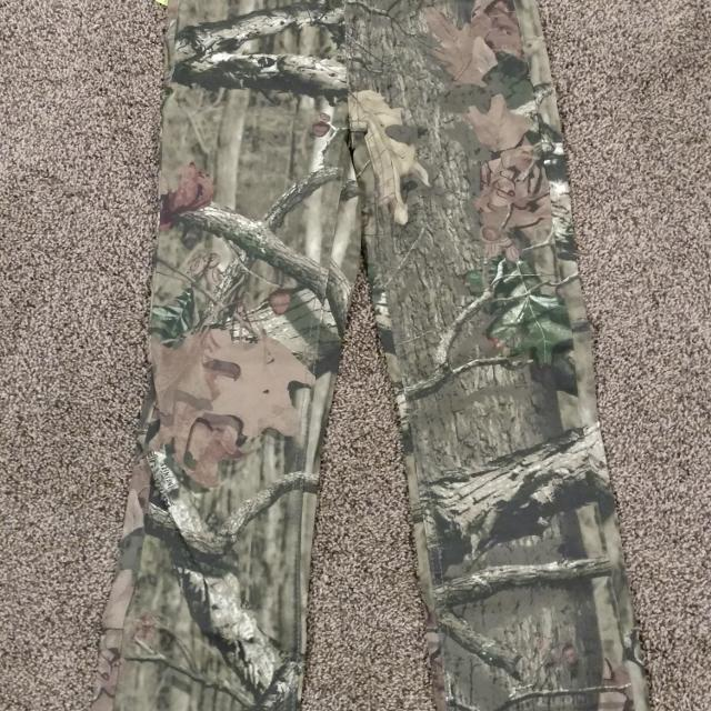 57aacb0b30e73 Best New Mossy Oak Youth Camo Pants Sz S for sale in Morton, Illinois for  2019