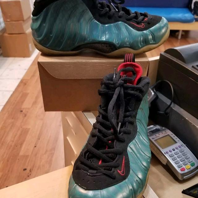 huge selection of 3d9c3 cc55a Best Nike Foamposite One Gone Fishing Size 9.5 for sale in Silver Spring,  Maryland for 2019