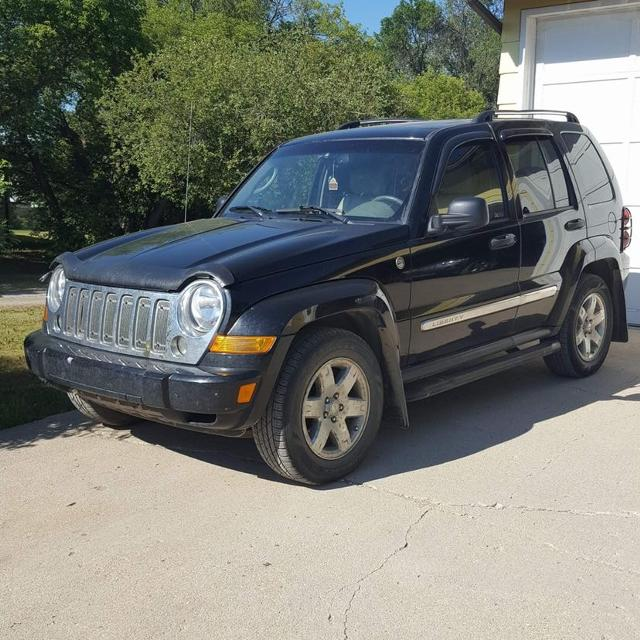 Find More Jeep Liberty 2006 Limited Edition For Sale At Up