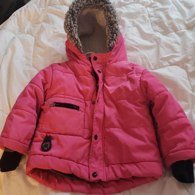 d624e26b6 Best Kushies Blue Banana Winter Jacket 2t And Pink Snowpants for sale in  Barrie, Ontario for 2019