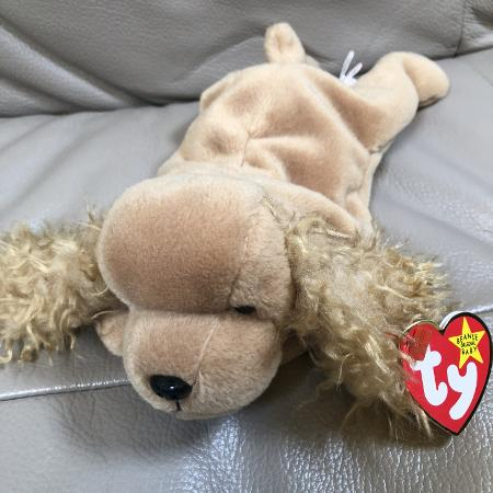 Used, Ty Beanie Baby Spunky the Cocker... for sale  Canada